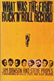 What Was the First Rock 'N' Roll Record? (0571129390) by Dawson, Jim