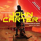 John Carter in 'A Princess of Mars': Barsoom Series, Book 1 | [Edgar Rice Burroughs]