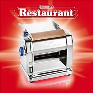 Amazon.com: Imperia Restaurant Electric Pasta Machine: Pasta Makers