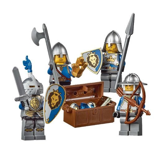 Pic of Legos Knights