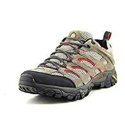 Merrell Men\'s Moab Ventilator Multisport Shoe (10.5 D(M) US, Grey Rust)