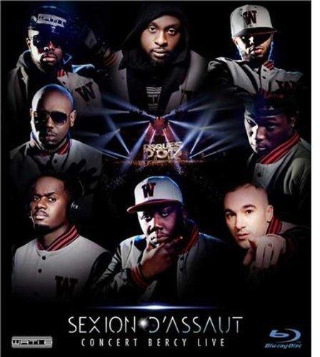 Blu-ray : Sexion d\'Assaut - L\'apogee a Bercy (Blu-ray)