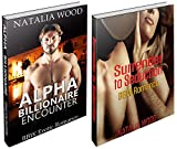 EROTICA FOR WOMEN #3: Alpha Billionaire Encounter and Surrender to Seduction (Erotica for Women, Billionaire, Wealthy, Rich, Menage, New Adult, BBW Erotic Romance Boxed Set, BBW Bundle)