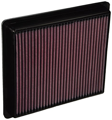 K&N 33-2423 High Performance Replacement Air Filter