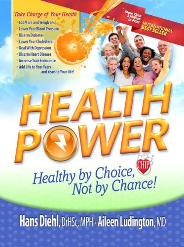 health power health by choice not chance pdf