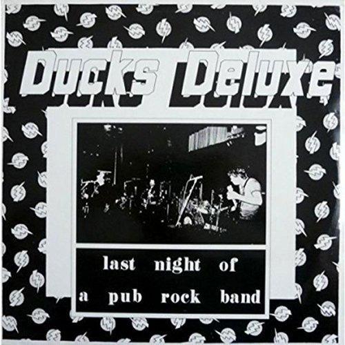 Last Night of a Pub Rock Band
