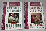 img - for FamilyLife Home Builders Couple Series: Building Teamwork in Your Marriage & Resolving Conflict in Your Marriage (Personal Study Guide) (HomeBuilders Couple Series) book / textbook / text book