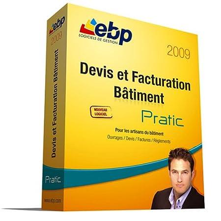 Devis et Facturation Bâtiment Pratic 2009