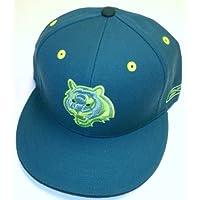 Cincinnati Bengals Kolors Flat Bill Fitted Hat By Reebok - Size 7 3/8