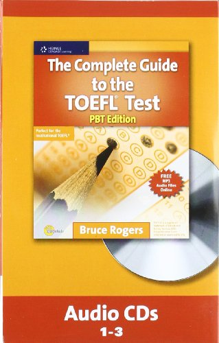 The Complete Guide to the TOEFL Test, PBT Edition