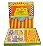 Vintage Style Punch and Judy Puppet T...