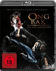 ONG-BAK - The New Generation [Blu-ray]