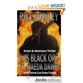 SAS Black Ops Al-Qaeda Dawn - Action & Adventure Thriller (Book 1)