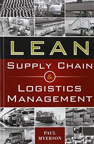 Lean Supply Chain And Logistics Management front-75877