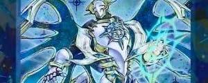 【遊戯王シングルカード】 《プロモーションカード》 セイクリッド・オメガ ウルトラレア dt14-jpb01