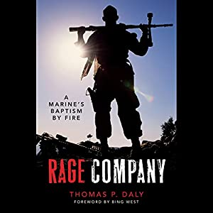 Rage Company Audiobook