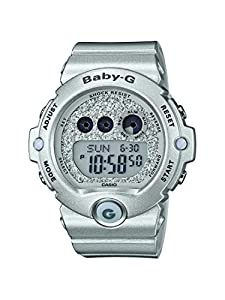 Casio Baby-G Shimmer Dial Ladies World Time Watch - BG-6900SG-8ER