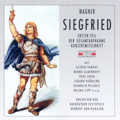 Siegfried (1.Teil) - Wagner - CD