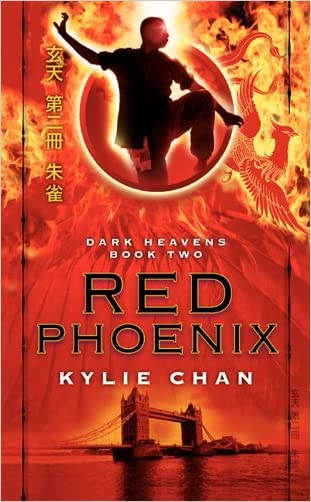 Red Phoenix: Dark Heavens Book Two (Dark Heavens Trilogy)