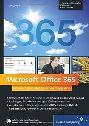 Microsoft Office 365: Administration, Konfiguration, Integration (Galileo Computing)