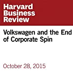 Volkswagen and the End of Corporate Spin | Rob Goffee