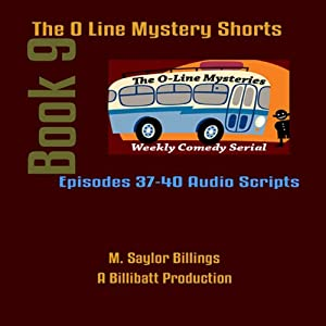 The O Line Mystery Shorts, Book 9 Audiobook
