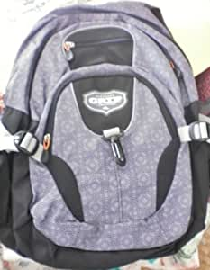 Grip by High Sierra Dynamic Daypack Backpack - Knots/Black