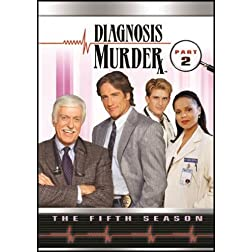 Diagnosis Murder: The Fifth Season- Part Two