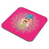 PosterGuy Coasters - Super Cool Dog Pets, Dog, Funny, Cool