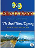 Bike-O-Vision Cycling Journey- The Grand Tetons, Wyoming BLU RAY (WS #10)