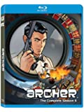 Archer Season 6 Blu-ray