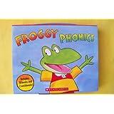Froggy Phonics Boxed Set 12 Books