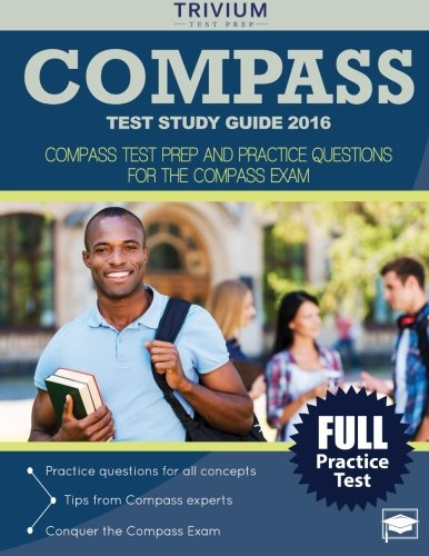 Compass Test Practice Questions - Study Guide