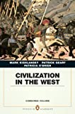 img - for Civilization in the West, Penguin Academic Edition, Combined Volume book / textbook / text book