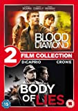 Blood Diamond/Body of Lies Double Pack [DVD] [2012]