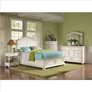 riverside furniture placid cove arch storage bed 3 piece bedroom set