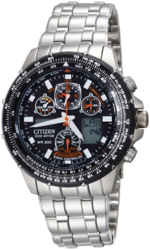 Citizen Men's JY000053E EcoDrive Skyhawk AT Watch
