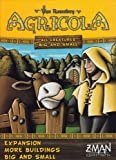Agricola: All Creatures Big and Small Expansion: More Building Big and Small