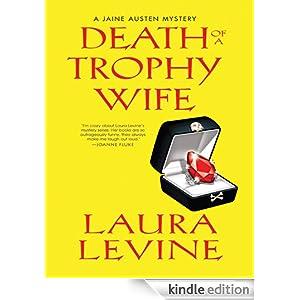 Death of a Trophy Wife (Jaine Austen Mysteries)