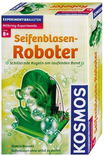 KOSMOS 659141 - Mitbringexperiment Seifenblasen-Roboter