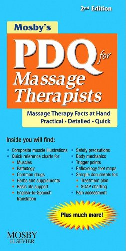Mosby's PDQ for Massage Therapists, 2e