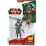 Hondo Ohnaka - Star Wars Clone Wars Action Figures Wave 11