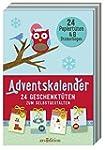 Adventskalender: 24 Geschenkt�ten zum...