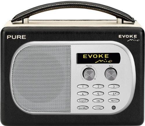 Radio PURE EVOKE Mio Noir