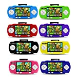 "Best seller NEW 8colors 3.2""LCD Screen PVP Portable Game Player 8 Bit Handheld Games Console Support TVOUT/Video game Built-in 336 nes gams"