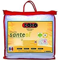 Dodo Santeol Couette 220 x 240 cm Chaude Synthétique Anti Insectes : Anti Mites + Anti Moustiques + Anti Punaises de Lit