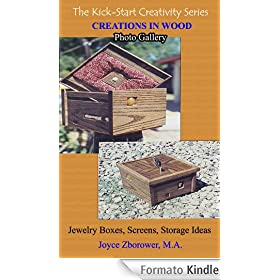 Creations In Wood Photo Gallery (The Kick-Start Creativity Series)
