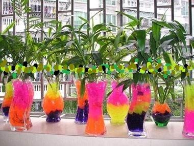 RAZZLE DAZZLE JellyBeadZ® 4 different Colors - 10 grams in each bag