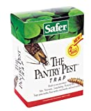 Safer Brand 05140 The Pantry Pest Trap, Set of 2
