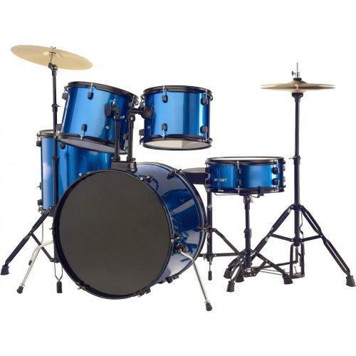 rocket-music-dkf01bl-schlagzeug-22-zoll-5-teilige-blau